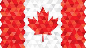 canadian pixel flag